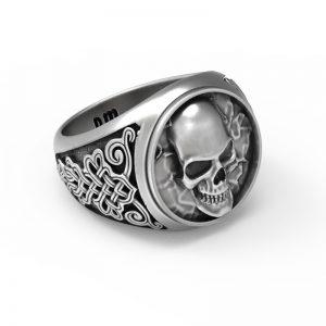 Celtic Vain Skull
