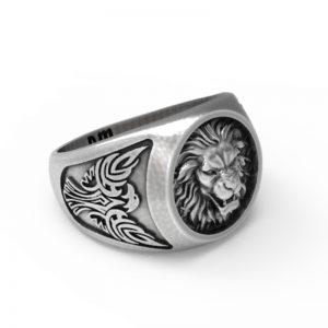 Eagle Metal Lion
